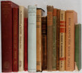 Books:Books about Books, [Books About Books]. Lot of Thirteen Titles Related to Books. [Various publishers, dates, editions]. Generally fair.... (Total: 13 Items)
