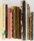Books:Children's Books, [Children's Books]. Lot of 17 Children's Books and Bibliographies.[Various publishers, dates, editions]. Hardcovers and wra...(Total: 17 Items)