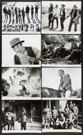"Movie Posters:Western, The Wild Bunch (Warner Brothers, 1969). Deluxe Lobby Photos (13) (10"" X 14"" & 11"" X 13.5""). Western.. ... (Total: 13 Items)"