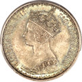 Great Britain, Great Britain: Victoria Gothic Florin 1852,...