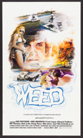 "Movie Posters:Action, The Florida Connection (Weed) (Pyramid, 1974). Poster (19"" X 33'). Action.. ..."