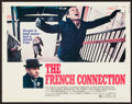 """Movie Posters:Action, The French Connection (20th Century Fox, 1971). Half Sheet (22"""" X28""""). Action.. ..."""