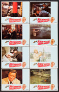 "Movie Posters:Crime, Brannigan and Other Lot (United Artists, 1975). Lobby Card Sets of8 (2) (11"" X 14""). Crime.. ... (Total: 16 Items)"