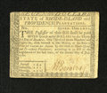 Colonial Notes:Rhode Island, Rhode Island July 2, 1780 $7 Extremely Fine. Three edge splits arenoticed with the longest being approximately a half an in...