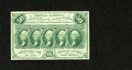 Fractional Currency:First Issue, Fr. 1312 50c First Issue Choice New. All four margins are clear ofthe frame line....