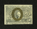 Fractional Currency:Second Issue, Fr. 1283 25c Second Issue Choice About New. This note is close at the right. It has a single corner tip fold, but otherwise ...