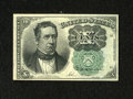 Fractional Currency:Fifth Issue, Fr. 1264 10c Fifth Issue Gem New. This is a broadly marginedexample of this much scarcer green seal variety....