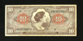 Military Payment Certificates:Series 641, Series 641 $10 Extremely Fine....