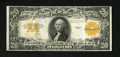 Large Size:Gold Certificates, Fr. 1187 $20 1922 Gold Certificate Very Fine. This is an eye-appealing, original mid-grade $20 Gold with a dark orange back ...