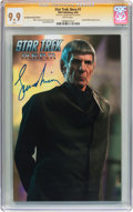 Modern Age (1980-Present):Science Fiction, Star Trek: Nero #1 Fan Expo Canada Edition Signature Series (IDWPublishing, 2009) CGC MT 9.9 White pages....