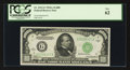 Small Size:Federal Reserve Notes, Fr. 2212-G $1000 1934A Federal Reserve Note. PCGS New 62.. ...