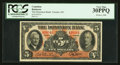 Canadian Currency: , Toronto, ON- The Dominion Bank $5 Jan. 3, 1938 Ch 220-28-02. ...
