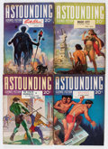 Pulps:Science Fiction, Astounding Stories Group (Street & Smith, 1941) Condition:Average VG-.... (Total: 11 Items)