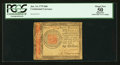 Colonial Notes:Continental Congress Issues, Continental Currency January 14, 1779 $60 PCGS Apparent About New50.. ...