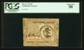 Colonial Notes:Continental Congress Issues, Continental Currency May 9, 1776 $3 PCGS About New 50.. ...
