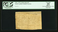 Colonial Notes:North Carolina, North Carolina 1756 - 1757 (written dates) £5 PCGS Apparent Very Fine 25.. ...
