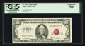 Small Size:Legal Tender Notes, Fr. 1551 $100 1966A Legal Tender Note. PCGS About New 50.. ...