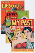 Golden Age (1938-1955):Romance, Comic Books - Assorted Golden Age Romance Comics Group (VariousPublishers, 1950s) Condition: Average VG.... (Total: 17 ComicBooks)