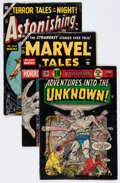 Golden Age (1938-1955):Horror, Comic Books - Assorted Golden Age Horror Comics Group (VariousPublishers, 1950s).... (Total: 14 Comic Books)