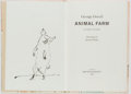 Books:Literature Pre-1900, George Orwell. Animal Farm. A Fairy Story. The Folio Society, 1998. Thirteenth printing. Illustrated. Publisher'...