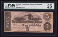 Confederate Notes:1862 Issues, T53 $5 1862 PF-5 Cr. 384A.. ...