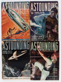 Pulps:Science Fiction, Astounding Stories Group (Street & Smith, 1939) Condition:Average VG except as noted.... (Total: 8 Items)