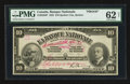 Canadian Currency: , Quebec City, PQ- La Banque Nationale $10 Nov. 2, 1922 Ch # 510-22-04FP Face Proof. ...
