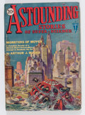 Pulps:Science Fiction, Astounding Stories - April '30 (Street & Smith, 1930)Condition: VG-....