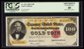 Large Size:Gold Certificates, Fr. 1214 $100 1882 Gold Certificate PCGS Apparent Extremely Fine40.. ...