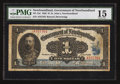 Canadian Currency: , St. John's NF- Government of Newfoundland $1 Jan. 2, 1920 Ch. #NF-12d. ...