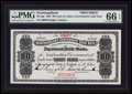 Canadian Currency: , St. John's, NF- Newfoundland Government Cash Note 80¢ 1907 Ch #NF-4gs . ...