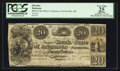 Obsoletes By State:Arkansas, Fayetteville, AR- Bank of the State of Arkansas $20 Nov. 1, 1838 G162 Rothert 186-8. ...