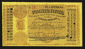 Miscellaneous:Other, New York, NY- Postal Note Type I 5¢ Sept. 3, 1883 . ...