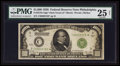 Small Size:Federal Reserve Notes, Fr. 2210-C* $1000 1928 Federal Reserve Note. PMG Very Fine 25 Net.. ...