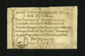 Colonial Notes:North Carolina, North Carolina December, 1771 2s/6d Fine....