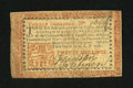 Colonial Notes:Pennsylvania, Pennsylvania April 10, 1777 20s Red and Black Very Fine....