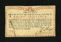 Colonial Notes:New York, New York August 2, 1775 (Water Works) 8s Choice About New....