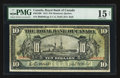 Canadian Currency: , Montreal, PQ- The Royal Bank of Canada $10 Jan. 2, 1913 Ch #630-12-08. ...
