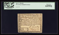 Colonial Notes:New Jersey, New Jersey June 9, 1780 $20 PCGS Choice New 63PPQ.. ...