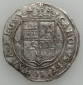 Mexico, Mexico: Carlos & Johanna Lot of Six 2 Reales Coins No Date(1544-1548),... (Total: 6 items)