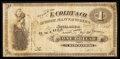 Obsoletes By State:Michigan, Ionia, MI- E. Colby & Co. $1 Nov. 23, 1875 Lee ION-1-3. ...
