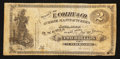 Obsoletes By State:Michigan, Ionia, MI- E. Colby & Co. $2 Oct. 14, 1875 Lee ION-1-4. ...