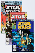 Modern Age (1980-Present):Science Fiction, Star Wars Group (Marvel, 1981-85) Condition: Average NM-....(Total: 53 Comic Books)