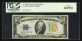 Small Size:World War II Emergency Notes, Fr. 2309* $10 1934A North Africa Silver Certificate. PCGS Gem New66PPQ.. ...