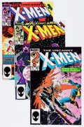 Modern Age (1980-Present):Superhero, X-Men Related Group (Marvel, 1986-90) Condition: Average NM-....(Total: 75 Items)