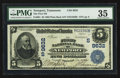 National Bank Notes:Tennessee, Newport, TN - $5 1902 Plain Back Fr. 601 The First NB Ch. #(S)9632. ...