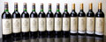 Red Bordeaux, Chateau Gruaud Larose. St. Julien. 1986 1bn, 2ts, 5lscl,6wasl Bottle (8). 2000 Bottle (4). ... (Total: 12 Btls. )