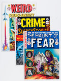 Modern Age (1980-Present):Horror, EC Comics Reprints Group (Russ Cochran/Gemstone Publishing, 1990s)Condition: Average NM-.... (Total: 60 Comic Books)