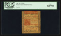 Colonial Notes:Pennsylvania, Pennsylvania April 10, 1775 £5 PCGS New 62PPQ.. ...