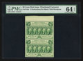 Fractional Currency:First Issue, Fr. 1310a 50¢ First Issue PMG Choice Uncirculated 64 EPQ.. ...